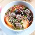 Bếp Eva - Canh rau mầm thịt bò viên cuối tuần