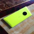 Thêm ảnh thực tế của Lumia 830 khung nhôm, camera khủng