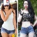 """Thời trang - Top 10 mỹ nhân Vbiz """"nghiện"""" quần 5cm"""