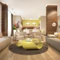 Nhà đẹp - Nội thất như mơ của căn hộ 3 phòng ngủ