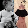 Thời trang - Kim Kardashian khoe hàng hiệu khủng của con gái