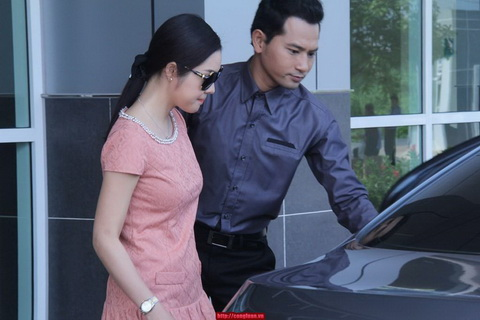 huynh dong cuoi duong cam lynh vi tien? - 3