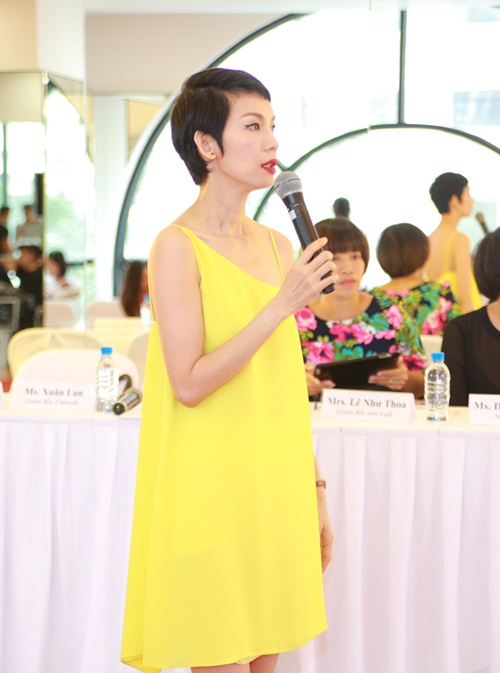 xuan lan dien style vay ngu di lam giam khao - 6