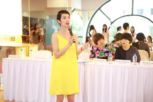 xuan lan dien style vay ngu di lam giam khao - 7