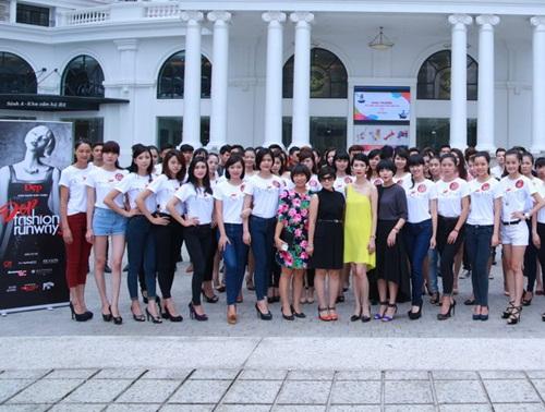 xuan lan dien style vay ngu di lam giam khao - 10