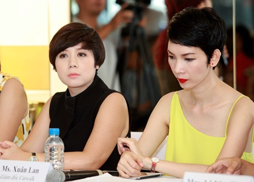 xuan lan dien style vay ngu di lam giam khao - 8