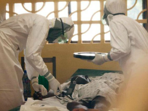 nong trong tuan: dai dich ebola, cang thang nga-ukraine - 2