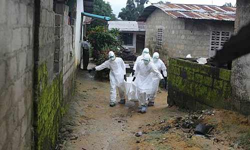 hinh anh kinh hoang ve dien bien dich ebola tuan qua - 2