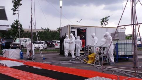 bo truong y te giam sat dien tap xu ly tinh huong khan ve ebola - 4
