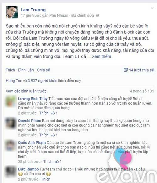 """lam truong """"nong mat"""" doa block anti-fan nhi - 2"""
