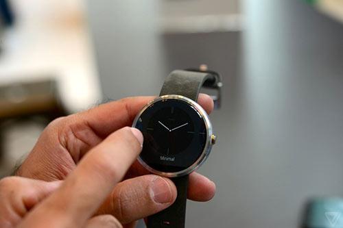anh thuc te moto 360 - smartwatch dep nhat the gioi - 2