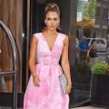 Thời trang - Mỹ nhân Hollywood tuyệt đẹp với màu pastel
