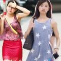 Thời trang - Váy xinh níu mắt nhìn của phái đẹp Hà thành