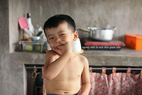 say long voi bo anh 'ga trong' cua bo don than va con trai - 5