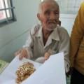 Tin tức - Người hành khất 'tỷ phú' được trả lại gần 10 lượng vàng