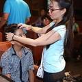 Làm mẹ - Cẩm Ly, Lam Trường ráo riết luyện tập cho GHVN