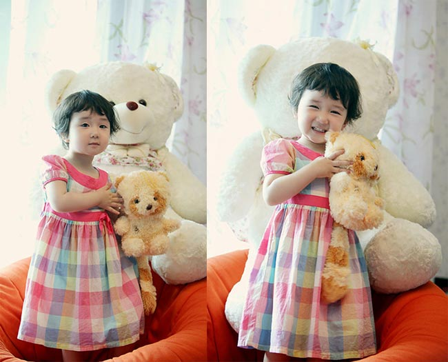 Công chúa' nhà Hoa hậuNguyễn Thị Huyền tên đầy đủ là Tống Khánh Linh. Sở dĩ cô bé có cái tên'đặc biệt' như thế vì mẹ Huyền rất khâm phục nhan sắc cùng trí tuệcủa nhân vật Tống Khánh Linh của lịch sử Trung Hoa.