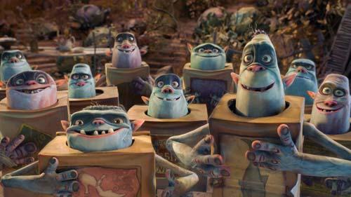 """""""the box trolls"""": moi la, cuon hut, day y nghia - 2"""
