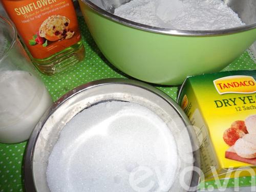 Cách làm bánh bao thơm ngon, ngọt xốp - 1