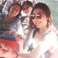 Làng sao - Ngọc Quyên đưa mẹ đi du lịch Thái Lan