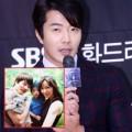 Làng sao - Vợ Kwon Sang Woo mang bầu con gái
