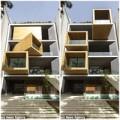 Nhà đẹp - Nhà 7 tầng có 3 phòng xoay 90 độ ấn tượng
