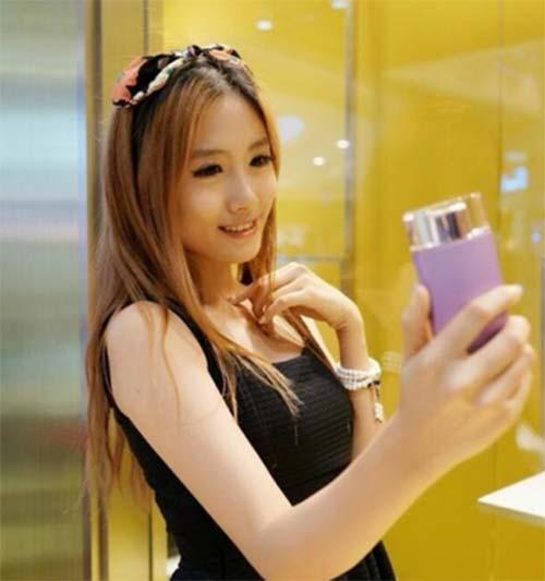 smartphone voi camera xoay chuyen chup tu suong cua sony - 6