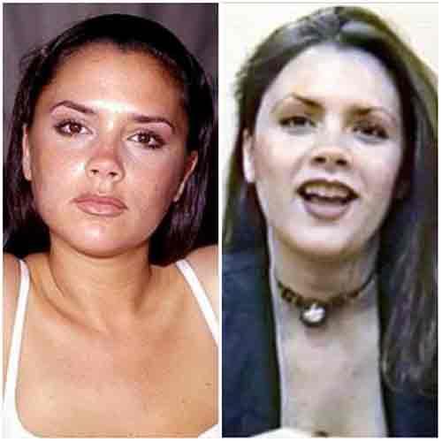 'Khủng khiếp' hình ảnh xấu nhất của Victoria Beckham-2