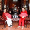 Nhà đẹp - Biệt thự cổ kính, hoành tráng của Việt Hương, Chí Tài