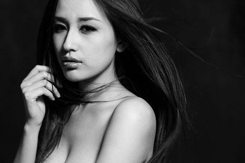 Mai Phương Thúy u buồn chụp ảnh bán nude-7