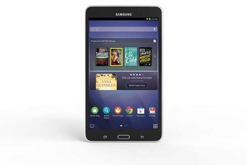 samsung ra mat galaxy tab 4 nook gia re - 2