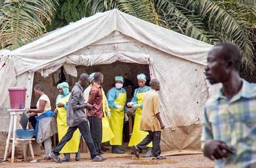 cai chet dau don cua nhung nguoi nhiem ebola - 1