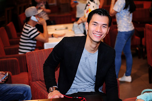 van anh - tu vi ru nhau casting cap doi hoan hao 2014 - 5