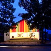 Ngưỡng mộ nhà ống Sài Gòn 'hút' sáng ngập nhà-15