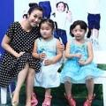 Làng sao - Ốc Thanh Vân mang bầu lần 3 vẫn làm HLV nhảy
