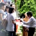 Tin tức - Sư Đàm Lan rơi lệ phút tiễn biệt ở chùa Bồ Đề