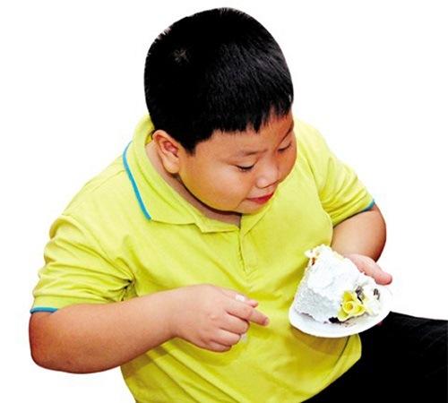 gian nan 'cai' me chong cho con an kieng - 1