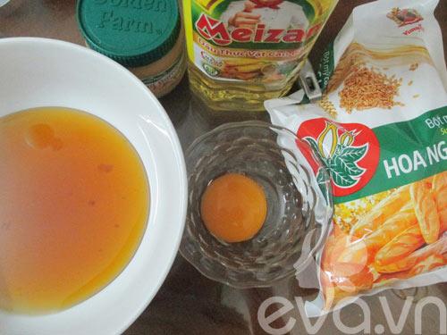 Bánh Trung thu trà xanh nhân đậu xanh - 1