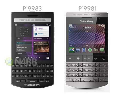 lo dien blackberry porsche design sieu sang gia 2000 usd - 2