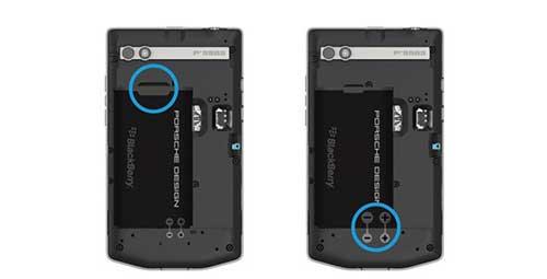 lo dien blackberry porsche design sieu sang gia 2000 usd - 1
