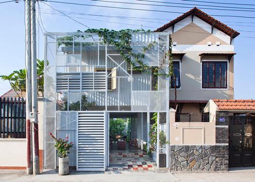 Ngắm 40m2 nhà 2 tầng giá rẻ 'nổi trội' ở Bình Dương-1