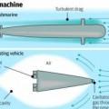 Tin tức - TQ chế tàu ngầm siêu âm chạy tới Mỹ trong 100 phút