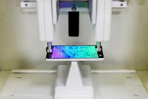 quy trinh san xuat smartphone vo nhom galaxy alpha - 9