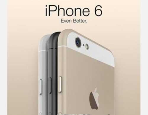 iphone 6 bat ngo xuat hien tren website nha mang trung quoc - 1