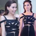 Thời trang - Hồ Ngọc Hà khiến fan tròn mắt với chiếc áo táo bạo