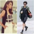 Người mẫu - Tuần qua: Thời trang chớm thu sành điệu của sao Việt