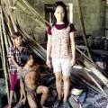 Tin tức - Ba mẹ con sống hoang dã như 'người rừng' ở Huế