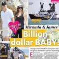 Làng sao - Lộ hình ảnh hiếm hoi của Miranda Kerr và tỷ phú Úc