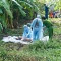 Tin tức - Rợn người xác nam thanh niên bị quấn chăn vứt ở bụi cây