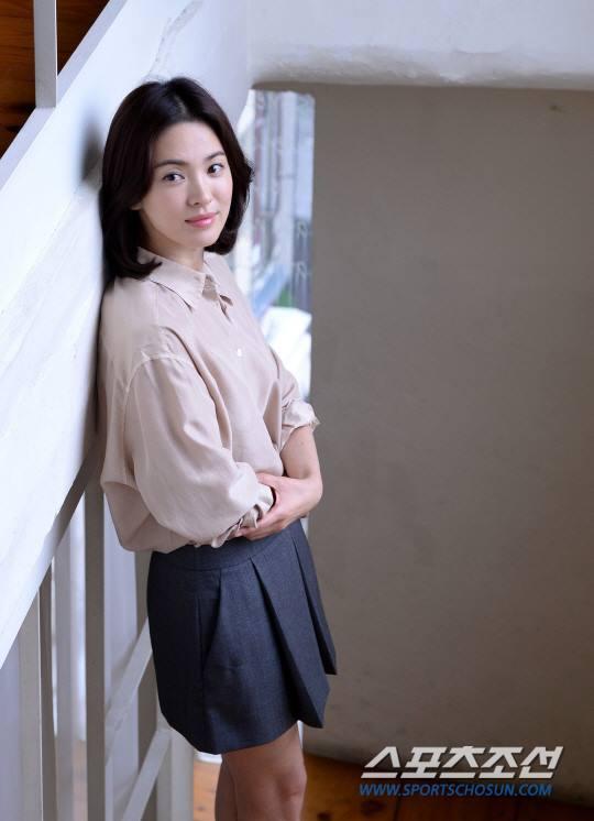 song hye kyo xinh dep tre trung khong ty vet - 4